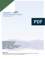 Everest Simulation Report