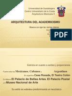 135440499 Arquitectura Del Academicismo Republicano Academias San Fernando San Carlos Arquitectura Del Porfiriato