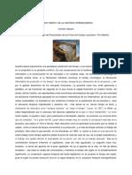 C. Gallano, El Sin Tiempo de La Histeria Moderna