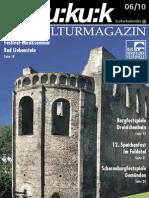 kukuk-Magazin, Ausgabe 06/2010