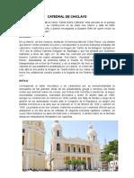 Catedral de Chiclayo.docx