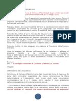 DECRETI SCIOGLIMENTO CC CORLEONE ISOLA  DELLE FEMMINE CAPACI