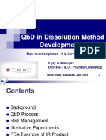 QbD in Dissolution Method Development_Kshirsagar