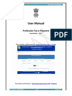 User Manual-PT EPayment