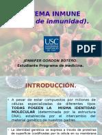 Sistema Inmune y Globulos Blancos