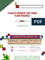 Fracciones de Una Cantidad (4)