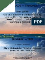 2 DIVINDADE = TRINDADE NO DICIONÁRIO