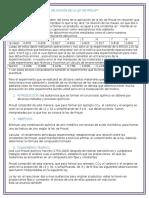 Aplicación de La Ley de Proust 32