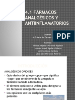 Expo Farma 4.1 Analgesicos y Antiinflamatorios 1