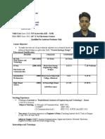 Deep Resume 1234