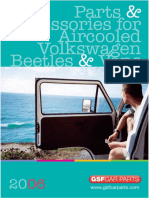 Parts and accessories for aircooled volkswagen beetles & vans