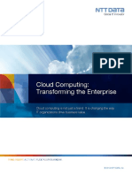 Cloud Computing Transforming the Enterprise