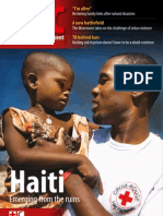 Red Cross, Red Crescent Magazine. No. 1, 2010