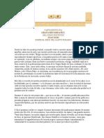 Carta Encíclica Grata Recordatio de s.s. Juan Xxiii
