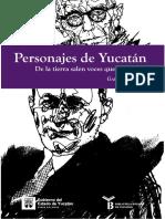 3-Personajes de Yucatán