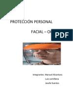 Proteccion Facial Ocular