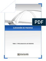 1.1 Tipologías de Los Puentes