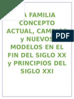 Familia Siglo Xx - Xxi