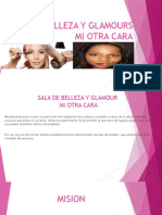 Diapositiva Viviana Sala de Belleza y Glamours