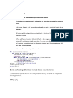 Practica Python