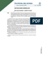 Principio Prudencia Financiera Economía Compet
