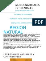 Las Regiones Naturales Continentales - Copia (2)