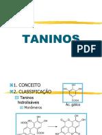 Taninos