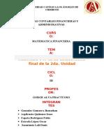 Matematica Financiera Practica