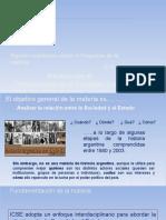 PROGRAMA ICSE - UBA XXI 2016.pps