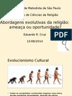 Abordagens evolutivas da religião