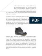 Los Zapatos de Seguridad en El Entorno Laboral Cumplen Una Función Muy Importante de Proteger Los Pies de Sus Usuarios