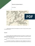 Meteorología 1