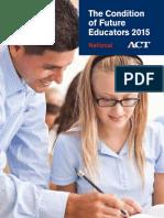 Future Educators 2015