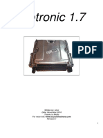 Motronic 1.7 Guide