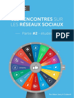 Livre Blanc - 612 Rencontres Sur Les Reseaux Sociaux - Partie 2 - Etude