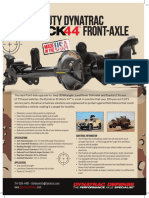 Dynatrac Defense Info Sheet ProRock44
