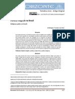 Teologia Politica Do Brasil