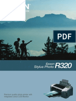 Epson R320