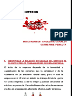 Marketing Interno Coca Cola