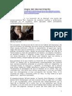 Juan Arnau, Elogio Del Decrecimiento