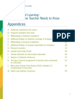 NCTQ Learning About Learning - Appendices 1-16 (1)