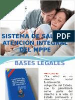 Presentacion Sistema de Salud y Atencion Integral Mppe2016