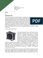 University Physics Lab Report (UWI)
