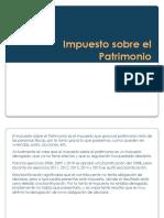 IMPTO PATRIMONIO