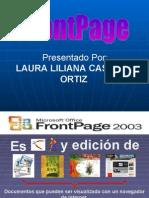 Presentación Front Page