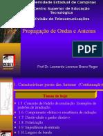 Aula 02 Antenas e Propaga玢oLeo2207