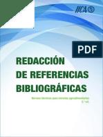 Redaccion de Referencias Bibliograficas Quinta Edicion