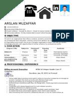 LATEST CV
