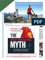 La Gran Mentira Del Colesterol y El Negocio de Las Estatinas