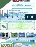 ACCION GEOLOGICA DE AGUAS SUPERFICIALES..pptx